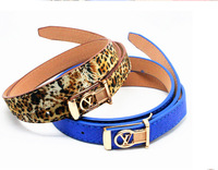 explosion models 2014 Korean version of the new women's belt thin models  spring modelsBelts