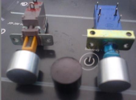 диаметр 15,5 мм выключатель питания / алюминий выключатель кнопка