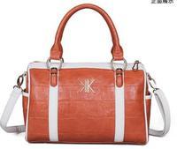 2014 Pocket Zipper Bolsas Femininas Bolsas Selling/ Kim Kardashian Kollection Genuine Handbag/ Color Totes/shoulder Bag Kk-hb-11