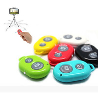 Free shipping! Mobile phone autodyne artifact Bluetooth wireless remote control Shutter release self-