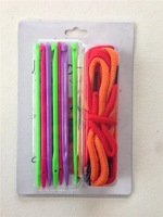 Free Shipping Needlework tools colourful Acrylic Crochet Hooks crafts Tools