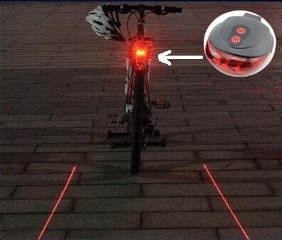 Фара для велосипеда 7