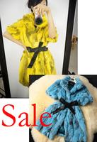 2015 Women New Arrival Real Rex Rabbit Fur Coat Genuine Natural Rabbit leopard fur Jacket for Colete  Free Shipping FP301