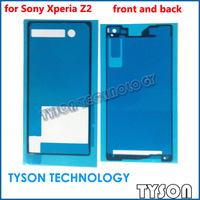 Adhesive for Sony for Xperia Z2 Front and Back Free Shipping