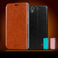 Orginal Brand Luxury Real Genuine Leather Flip Case Cover for huawei ascend g630 Cover with Retail Package,free shipping