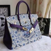 Hot Brand women bags luxury brand women handbag 32cm top quality women totes