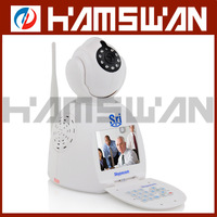 Sricam SP003 Battery Operated Wireless IP Camera P2P Free Video Call Skypecam network camera ip h.264