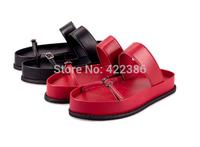 new summer 2014 hot European Style Peep-toe belt buckle platform sandals women sandals free shipping LT003