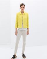 2014 women fashion cheap fashion ladies casual jacket blazer texture ZARO website NO: 2202/266