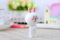 2014 hot sale top angry rabbit animal LINE cartoon  full  8GB 16GB 32GB 64GB pendrive usb flash drive memory stick pen drive