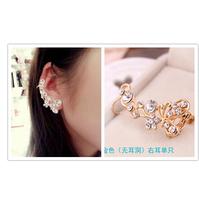 New Fashion Vintage Butterfly Ear Bones Single Piece Women's Stud Earrings R-110