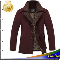 New Arrival TOP Quality Men Jackets NK Wool Jacket  Brand Men's Jacket Overcoat Mens Coat Autumn Winter Jackets For Men Coat