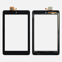 For Dell Venue 7 Tablet 3730 Touch Screen Touch Panel Digitizer Glass Lens Repair Parts Replacement FREE SHIPPING