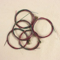 Sports & Entertainment Musical Instruments Stringed Instruments Guitar Parts Accessories Guitar Color Lines Strings