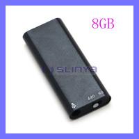 Mini MP3 Music Player USB Flash Drive Digital Audio Voice Recorder 8GB