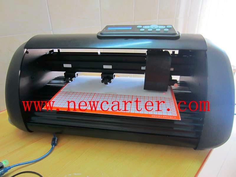 Vicsign 330 Cutting Plotter With Optic Sensor Desktop Vinyl Cutter With Flexi Hot Sale Original Quality Windows 7 A3 Sign Cutter(China (Mainland))