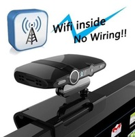 Full HD 1080P HDMI Network USB Wifi Android Smart TV Box Media Player Web Camera