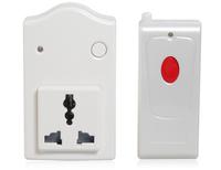N-54 Energy-saving Remote Controlled Power Socket (White)