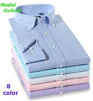 men  Fashion  dress  slim fit  shirt  long  Sleeve  Solid   man  camiseta shirts  MDNJ001-8   XS S M L  XL XXL XXXL