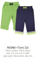 2014 Spring 100% Cotton YOGA SPROUT Athletic Wear Carters Baby pants carters for girl boy pants leggings cotton tracksuits sport