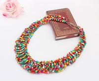 statement necklace women fashion vintage collar necklaces & pendants
