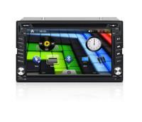"for sale!6.2""HD TFT LCD 2 din Car DVD player;car dvd gps navigator;universal car pc;Opt.:3G/WIFI adapter"