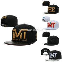 TMT Cap The Money Team snapbacks Hat  top quality men & women's designer adjustable Hip Hop baseball caps Free shipping