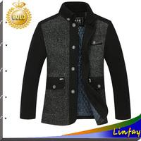 TOP Quality Men Jackets Roupas Masculinas Wool Brand Men's Jacket Winter Coats Men Clothes Jackets Outdoor Coat Men Overcoat