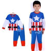 hot sale 2014 cartoon Frozen children pajama sets,brand new baby girls pijamas,retail kids boys pyjamas sleepwear clothing sets8