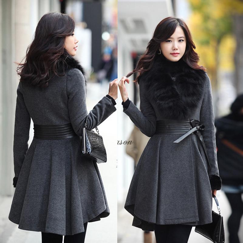 Женская одежда из шерсти GRE  SL11
