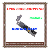 1PCS 16GB For iPhone 4 4G  Original Motherboard logical board Mainboard Unlock China post air mail  free shipping Good Quality!