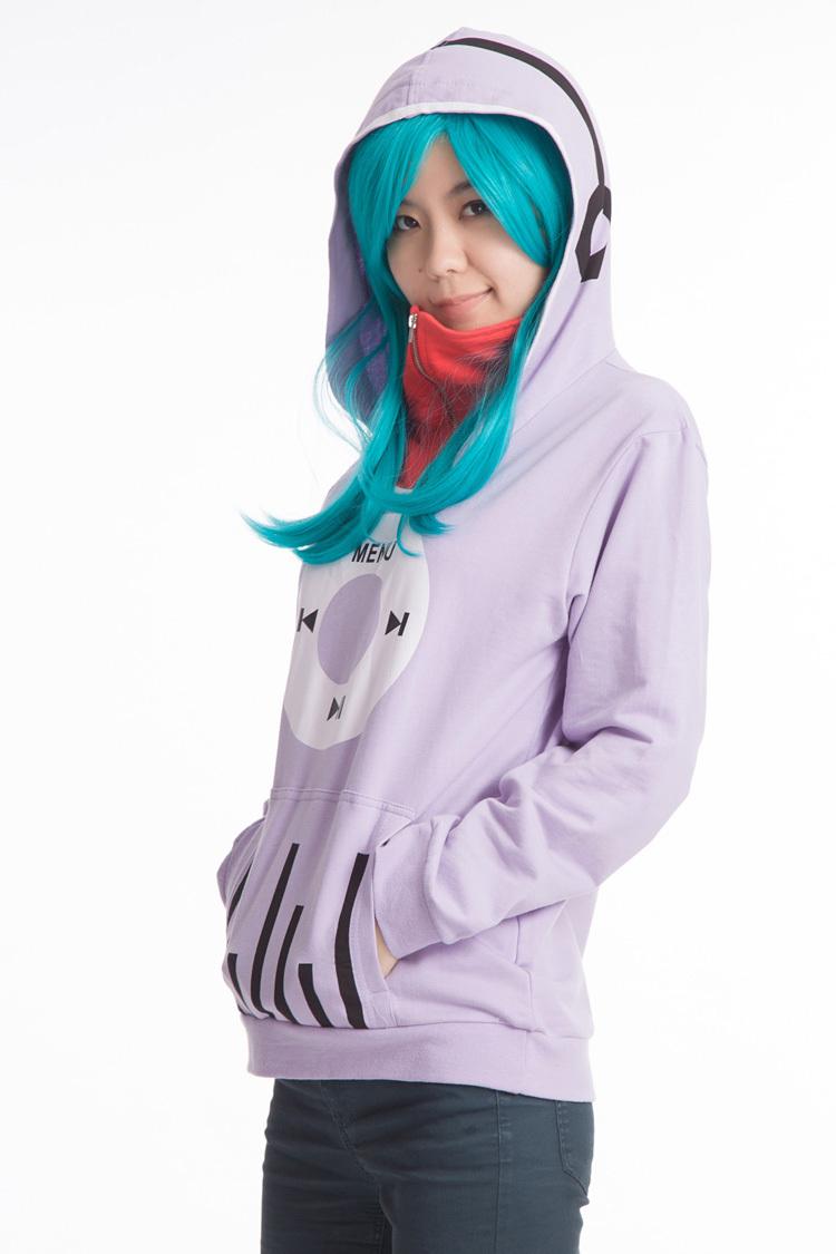 Осень новый свитшот пальто аниме mekakucity