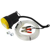 12V OIL/DIESEL FLUID EXTRACTOR TRANSFER PUMP ELECTRIC CE SIPHON CAR/MOTORBIKE