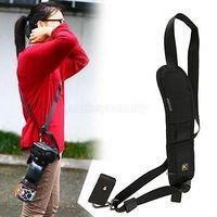 1PCS Single Shoulder Sling Belt Strap for DSLR Digital SLR Camera Quick Rapid DropShipping