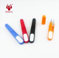 Fishing scissors with sheath   outerwear portable  Sharp  Fishing shears supplies outdoor