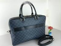 New 2014 Genuine leather men messenger bag Wholesale Famous Design Brand Men bag High Quality Men Shoulder Bag Men Crossbody Bag