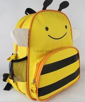 Oxford kid bag school bags baby nursery cartoon animal shaped backpack schoolbag backpack wholesale