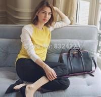 Free shipping 2014 new arrival women's handbags, leather shoulder bag lady ,handbags women