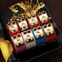 JOEY Freeshipping New Famous Brand Rivet punk leather H width of Bracelet Jewelry Bracelets Bangles Women or Men Bracelets