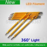 LED Filament Chip 1W for bulb light 17mA 50-60V 130LM/W Neutral White 6000-6500K Light Emitting Diode