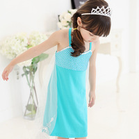 Frozen dresses elsa anna Braces lace dress 2014 Girl Princess Party Dress vestido Shimmer Mesh Tutu Dress Girl Clothing