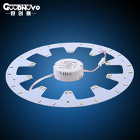 24W 23W 20W 18W 15W 12W 5W LED Board Panel Ceiling LED Ring Panel Circle light 220V 180V-265V for Ceiling SMD 5730 Round Warm