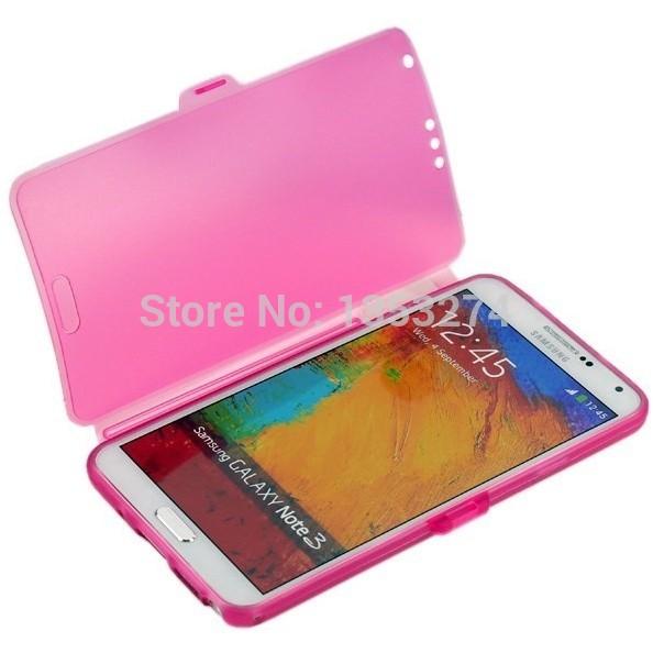 Чехол для для мобильных телефонов OEM ! & Samsung 3 N9000 Note 3 TPU enkay protective tpu back case w holder stand for samsung galaxy note 3 n9000 pink