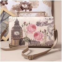 New 2014 Fashion bolsas femininas women messenger bag