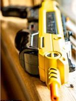 HK Post High quality TOys Guns Shotgun Bugasalt Salt Outdoor Fun & Sports Nerf Toy Gun Free shipping