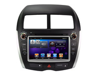 Pure android 4.2.2 Car DVD for Mitsubishi ASX 2010-11 RVR/Outlander Sport/Citroen C4 Aircross/Peugeot 4008 with dual Core 1G CPU