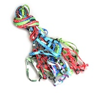 V1N Brand New Nylon Pet Cat Doggie Puppy Leashes Lead Harness Belt Rope Hot Sell DHL EMS FeDex Free shipping Mail