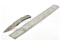 Sanrenmu 481 Pocket Folding Knife EDC Mini Knife Lightweight Knife with Lanyard Hole