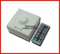 DC12V ~24V dimmer dmx LED controller - wireless dmx infrared 12 button controller DMX dimming