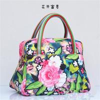 2014 new canvas big bag women's handbag women messenger bags versatile handbag shoulder bags